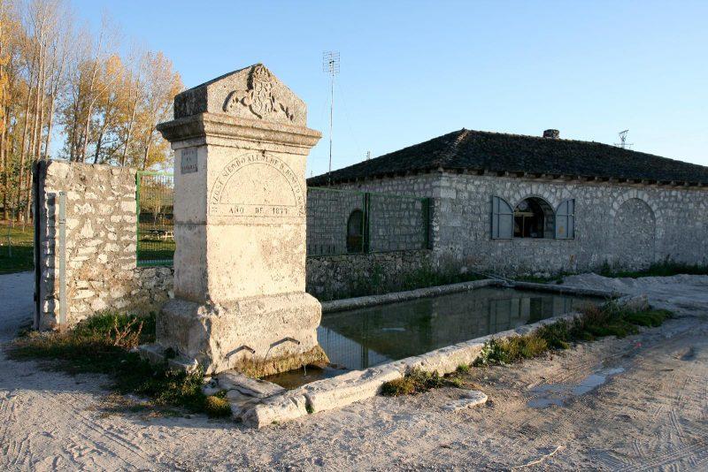 fuente de Montemayor de Pililla