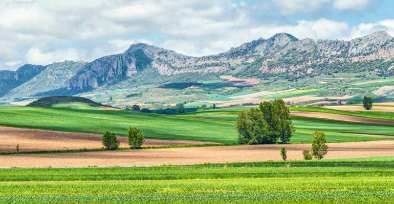 Montes Obarenes y Sierra de Cantabria