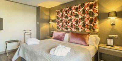 dormir Montjuic hotel catalonia
