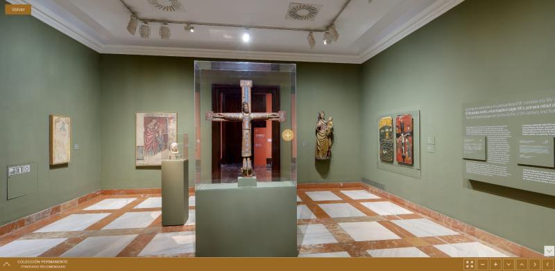 Visita Virtual del Museo Bellas Artes de Bilbao