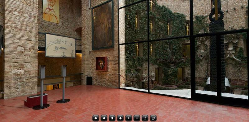 Visita Virtual del Museo Dalí