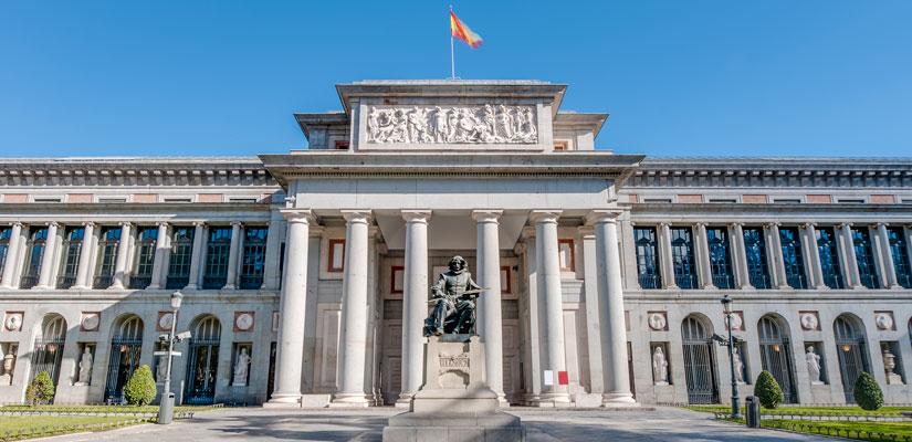 Madrid museo prado museo gratis