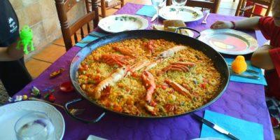 comer roquetas mar restaurante nido pepe