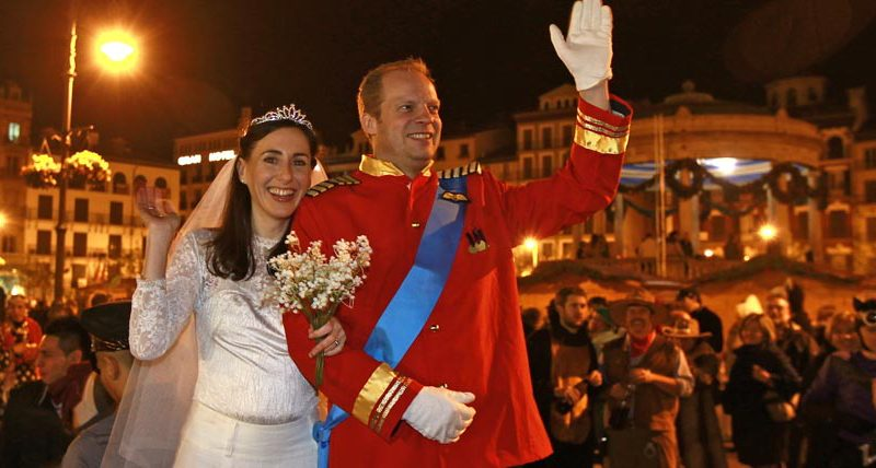 Nochevieja de Carnaval en Pamplona