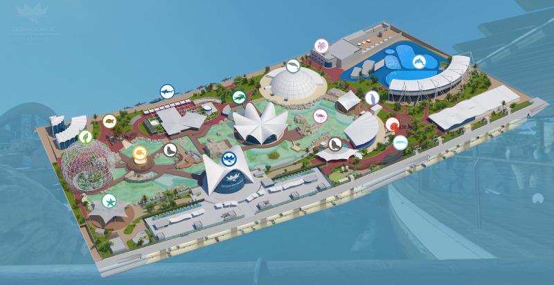 Visita Virtual al Oceanogràfic