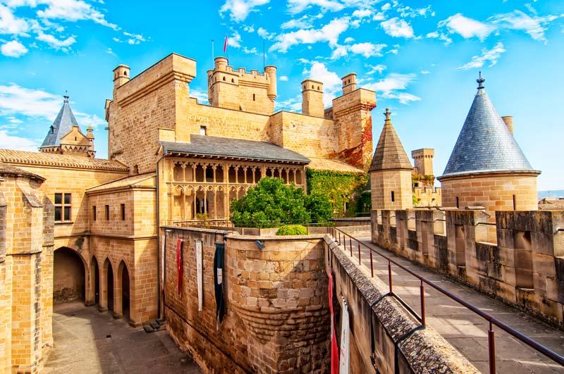 Escapada Y Que Ver En Olite Los Mejores Sitios Espana Fascinante