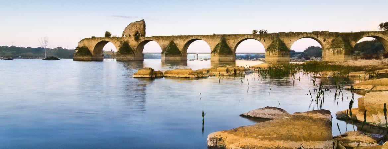 Ponte da Ajuda en Olivenza