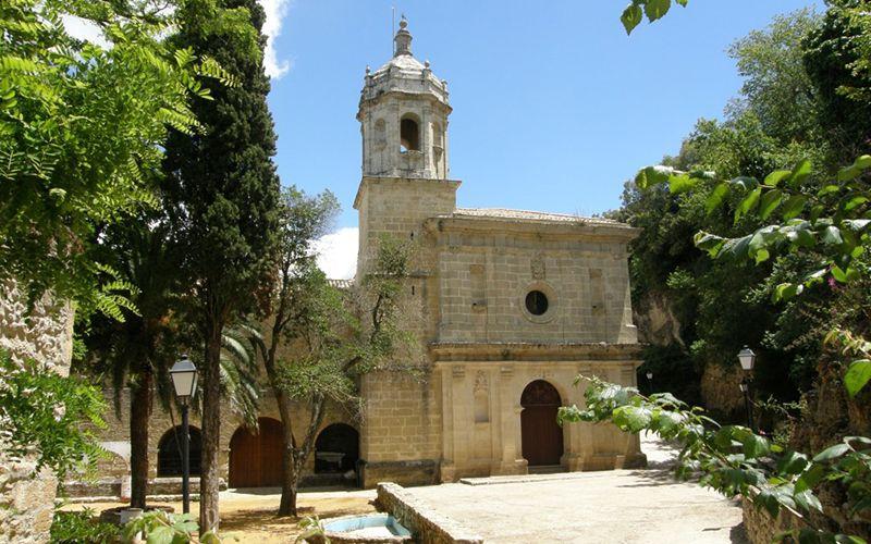 Convento de Caños Santos Olvera