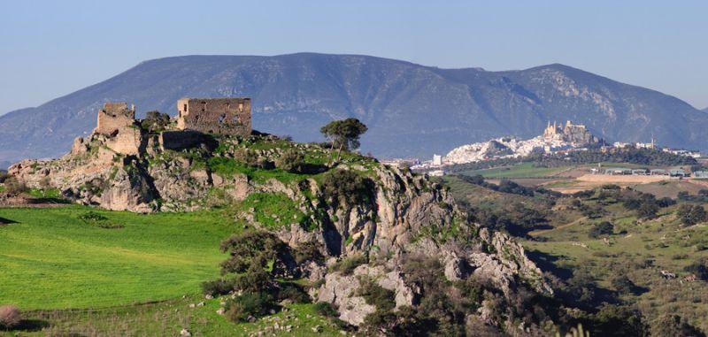 Castillo de Ayamonte de Olvera