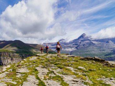 La Transpirenaica, una ruta que cose las fronteras de España y Francia a través de los Pirineos