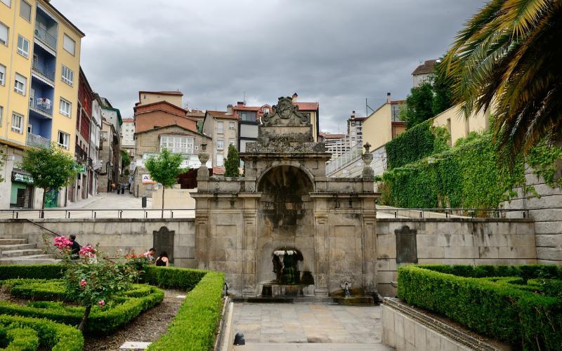Burgas en Ourense