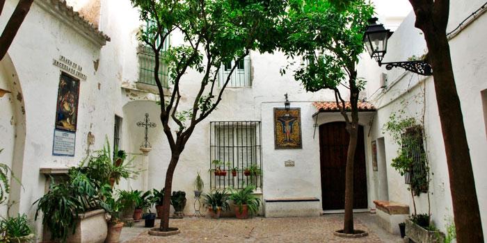 Plaza Escuelas Cristo Sevilla