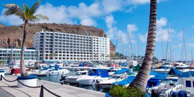 dónde dormir en Puerto de Mogán