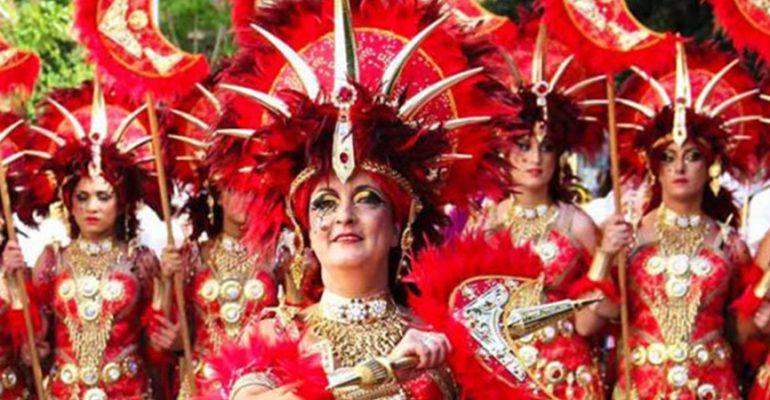 Fiestas de Moros y Cristianos en España
