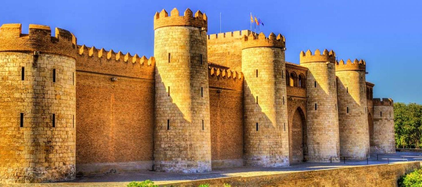Les châteaux les plus fascinants de Saragosse
