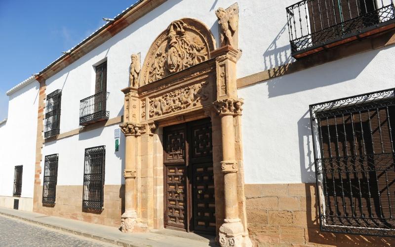 Palacio de Xedler, administrador de la familia Fúcar