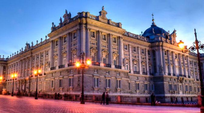 Los palacios de Madrid