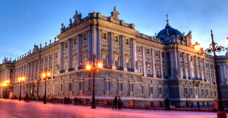 The Palaces of Madrid