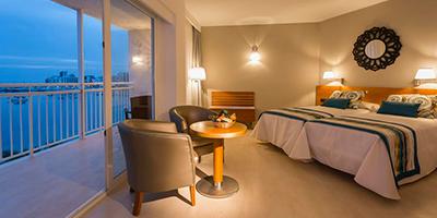 Palladium Hotel Palmyra Dormir en Cala d´Hort
