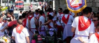 Día del Burgalés Ausente o de las Peñas en Burgos