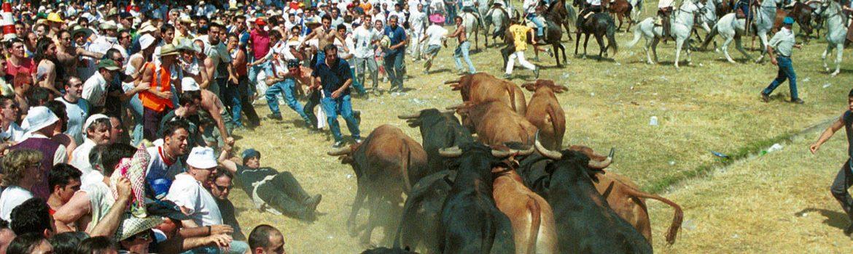 Fiesta de San Juan en Soria