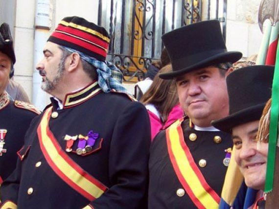 Santo Domingo de Silos / Fiesta de los jefes