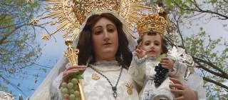 Virgen de las Viñas de Aranda de Duero