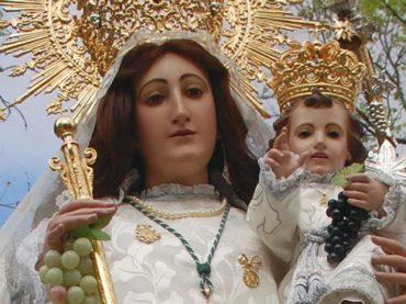 Aranda de Douro / Vierge des Vignes
