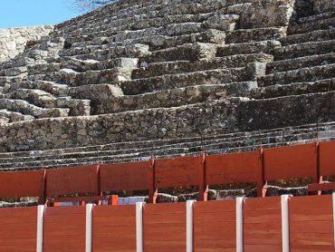 La Ancianita de Béjar, la plaza de toros más antigua de España
