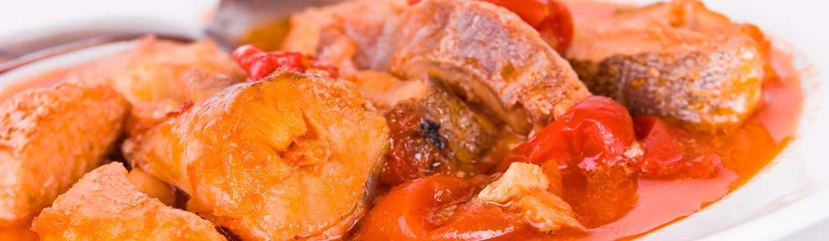Eating in Isla Cristina