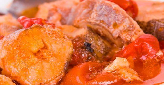 Comer en Isla Cristina