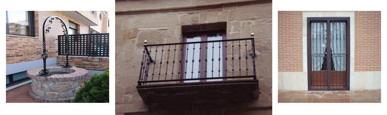 La Rioja metal y forja panoramica