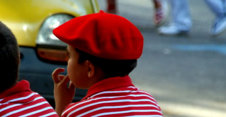 Sombreros y Tocados en País Vasco