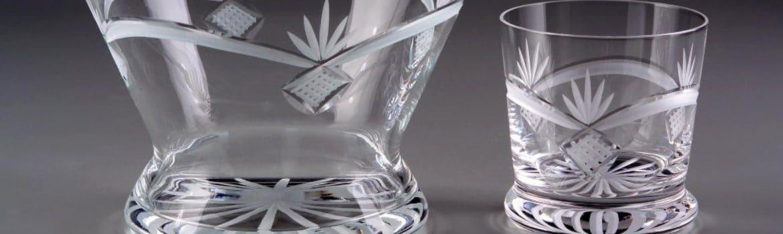 Aragon cristal y vidrio panoramica