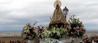 Bajada de la Virgen de la Montaña de Cáceres - España Fascinante