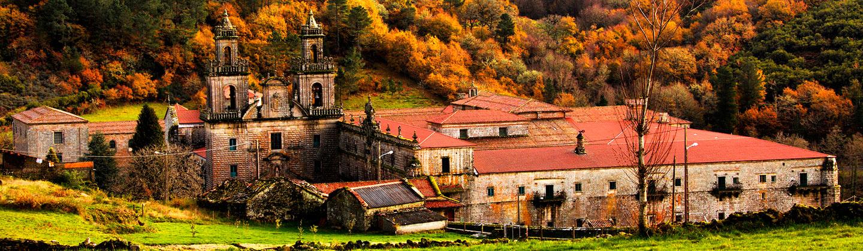 monasterio oseira espana fascinante