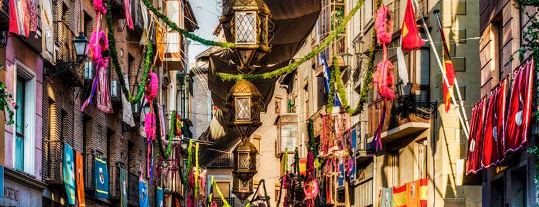 Llega el Corpus Christi Cinco ciudades donde celebrarlo