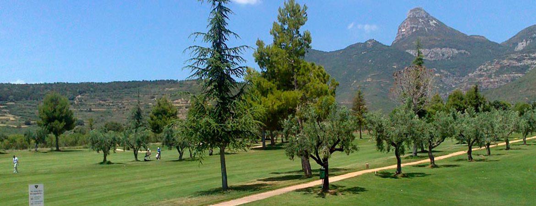 Golf Aragon