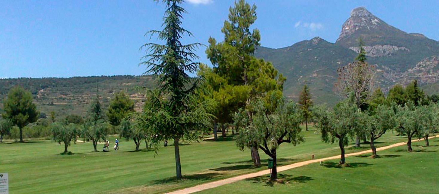 Golf en Aragón
