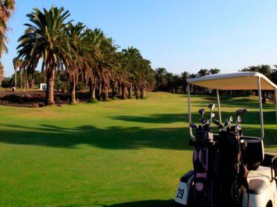 Golf en Islas Canarias