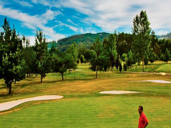 Golf en Galicia