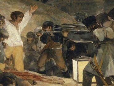 La historia tras el cuadro 'Los fusilamientos' de Goya