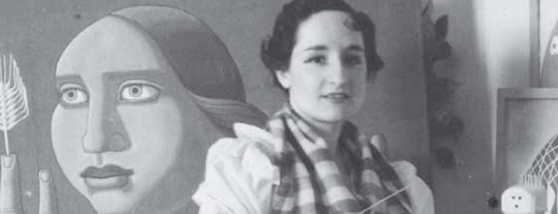 Maruja Mallo, la mujer que se quitó el sombrero