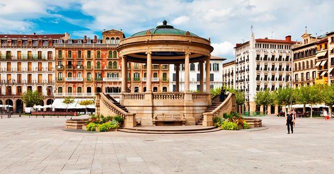 Dormir en Pamplona - Iruña