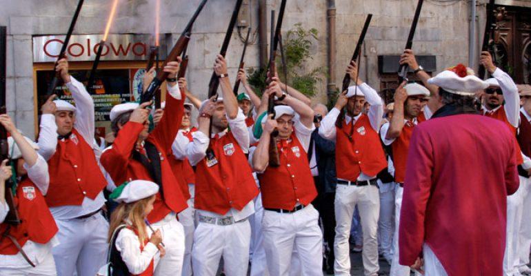 Tolosa / Bordon Dantza
