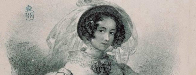 Rosario Weiss, la artista que se ocultaba bajo el nombre de Goya