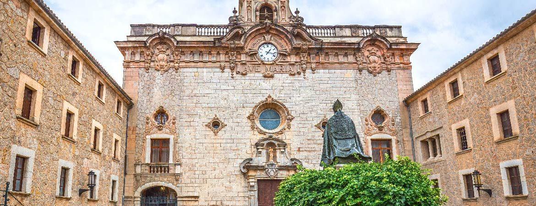 monasterio de lluc
