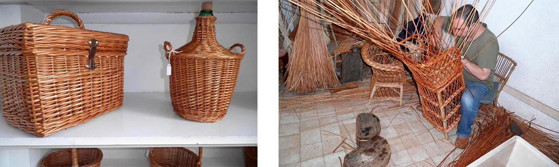 Cestería y Fibras vegetales en Asturias