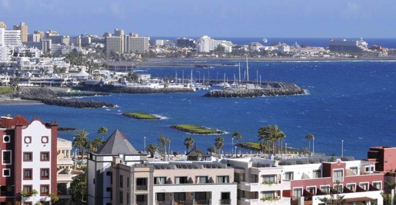 Dónde dormir en COSTA ADEJE – Tenerife
