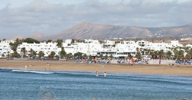 Dónde dormir en Tías - Lanzarote